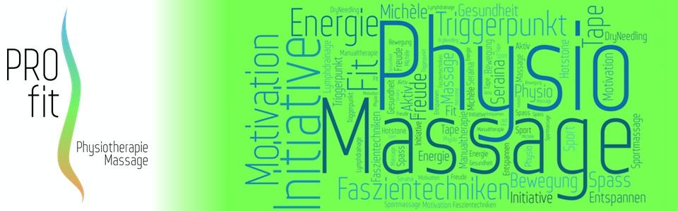PROfit GmbH – Physiotherapie & Massage